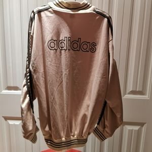 Mens Adidas early 2000s Zip Xl